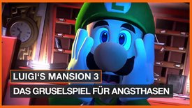 Luigi's Mansion 3: Das Gruselspiel fü...