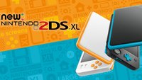 New Nintendo 2DS XL im Preisverfall: Günstiger Handheld mit vielen Exklusivtiteln