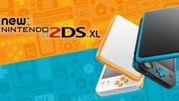 New Nintendo 2DS XL im Preisverfall: Zum absoluten Tiefstpreis in der Vorweihnachtszeit