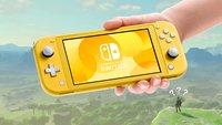 Nintendo Switch Lite: Für wen lohnt sich die Konsole?