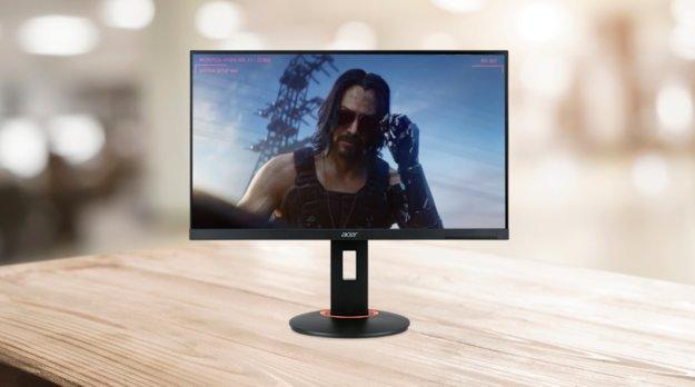 Acer XF240YU im Preisverfall: So günstig war der WQHD-Gaming-Monitor mit 144 Hz noch nie