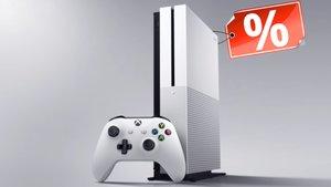 Xbox One S im Preisverfall: Der günstige Einstieg in die Konsolen-Welt