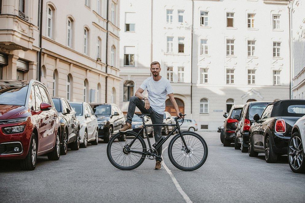 Pedelec für die Hälfte: Warum Joko Winterscheidt ein E-Bike-Start-up gründete