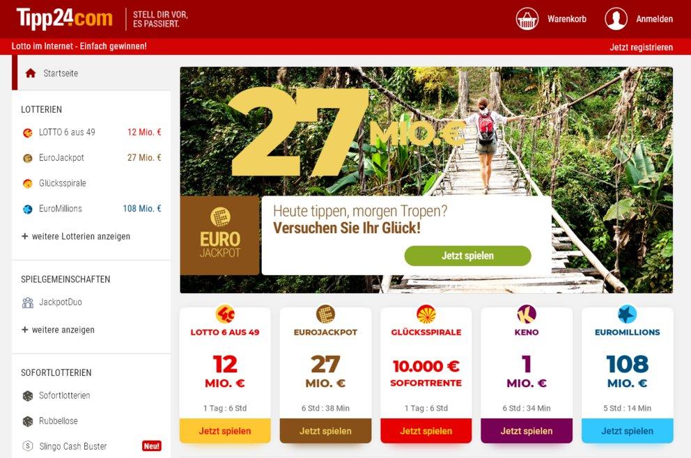 Tipp 24.Com Deutschland