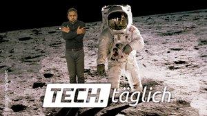Neues von der Apple Card, Galaxy A10 bei Aldi und 50 Jahre Mondlandung – TECH.täglich