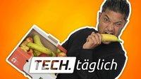 Faltbares iPad angedacht, Pixel 4 XL gesichtet und Lidl Pay im Testlauf – TECH.täglich