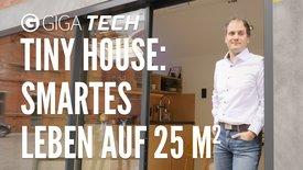 Smartes Mini-Haus: Mit Alexa auf 25 m...