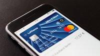 Apple Pay hebt ab: Miles & More Card der DKB für den iPhone-Bezahldienst ab sofort nutzbar