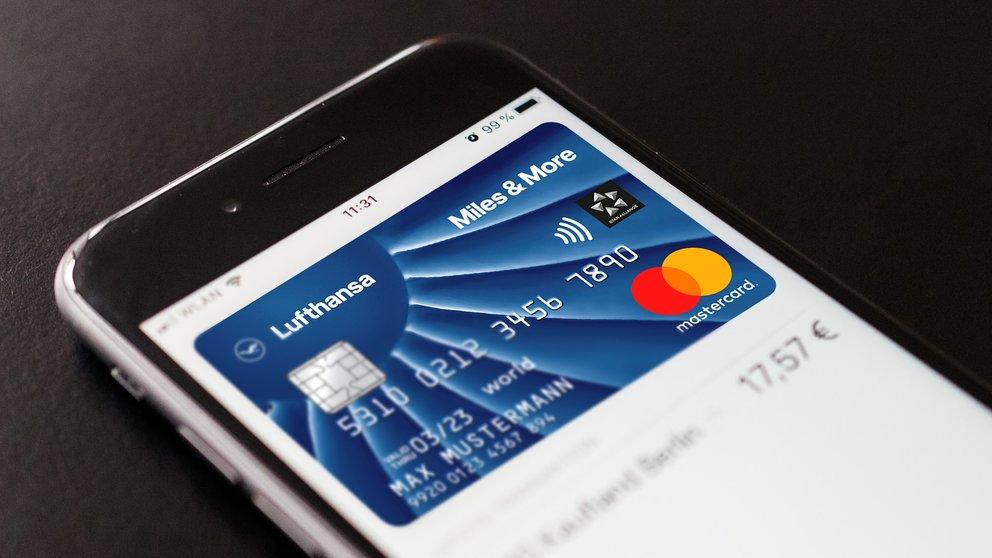 Apple Pay bekommt Flügel: Miles & More Card für den iPhone-Bezahldienst im Anflug