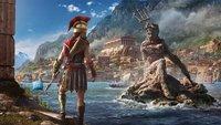 Assassin's Creed Odyssey: Termin für den letzten Akt des Atlantis-DLC steht
