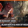 Spiele-Releases im August 2019: Control, Blair Witch, Man of Medan und mehr