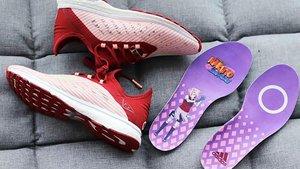 Adidas stellt Naruto-Sneaker vor