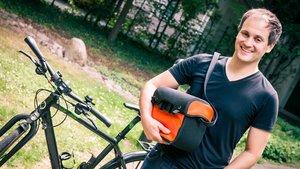 What's in my (bike) bag: GIGA-Redakteur Sebastian zeigt seine Ausrüstung