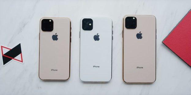 Renderbilder vom iPhone 11 waren gestern: Smartphone-Dummys im Hands-On-Vergleich