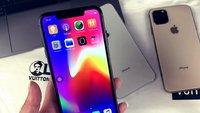 """""""iPhone 11 Max"""" im Video: Handy-Kopie aus China schneller als Apple"""