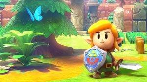 Link's Awakening für Switch: So spielt sich das Zelda-Remake