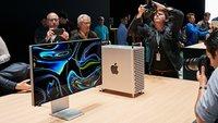 Mac Pro: Apple bereitet Verkaufsstart vor