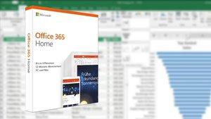 Microsoft Office 365 am Black Friday: Hier gibt es Word und Excel günstig