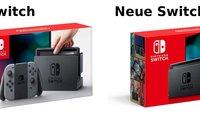 HAC-001(-01): Neues Nintendo-Switch-Modell – Unterschiede & Vergleich