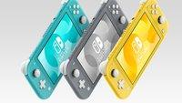 Nintendo Switch Lite vorbestellen: Hier bekommst du die Mini-Switch