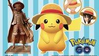 Pokémon GO startet Kooperation mit One Piece und verpasst Pikachu einen neuen Hut