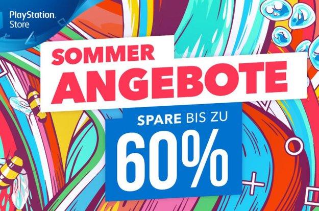 Sommer-Angebote im PS Store: Zock dich günstig durch den Sommer mit bis zu 60 % Rabatt