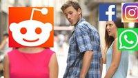 Abgeschmiert: So lustig reagiert das Netz auf die Facebook-Störungen