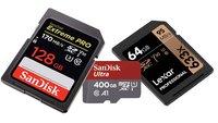 SD- und microSD-Karten am Prime Day: Diese Speicherkarten lohnen sich besonders