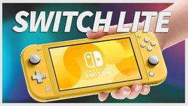 Lohnt sich die Nintendo Switch Lite?