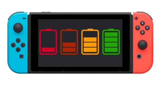 Nintendo Switch: Neues Modell mit besserem Akku vorgestellt