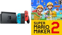 Flugzeug-Passagiere bekommen eine Nintendo Switch und Super Mario Maker 2 geschenkt