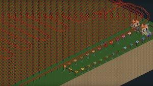 RollerCoaster Tycoon: Für eine Achterbahn-Fahrt brauchst du 45 Jahre