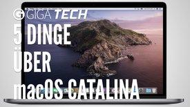 macOS Catalina: 5 Dinge, die man vor ...