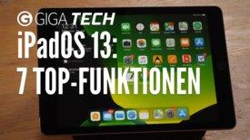 iPadOS 13: 7 Top-Funktionen im Video
