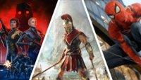 Wolfenstein Youngblood, Marvel's Spider-Man und mehr: 3 Spiele für 2 bei Amazon