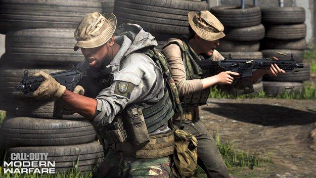 Call of Duty: Modern Warfare macht die Schritte leiser und widmet sich weiteren Kritikpunkten