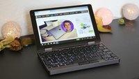 Chuwi MiniBook im Test: Kleines Notebook ganz groß