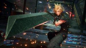 Final Fantasy 7 Remake angespielt: Wuchtige Kämpfe in Slow Motion