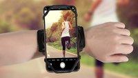 Handy-Armband: Damit wird dein Smartphone zur Smartwatch
