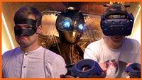 Escape Room trifft VR: Wir haben Huxley ausprobiert