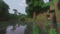 Minecraft: Raytracing sorgt für realistische Lichteffekte