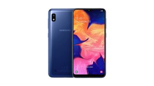Samsung Galaxy A10: Bedienungsanleitung als PDF-Download (Deutsch)