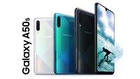 Samsung Galaxy A50s: Technische Daten, Bilder und Besonderheiten