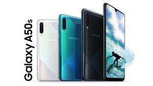 Samsung Galaxy A50s vorgestellt: Smartphone-Verkaufsschlager bekommt ein Upgrade