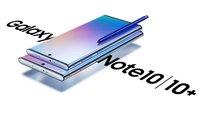Samsung Galaxy Note 10: Livestream der Präsentation jetzt hier anschauen