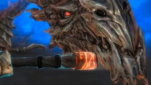 Skyrim-Spieler fackelt nicht lange, besiegt alle nur mit einer Fackel
