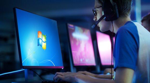 Überraschender Schritt: Microsoft stärkt Windows 7 – vor allem für Spieler