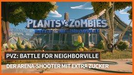 Plants vs Zombies: Schlacht um Neighb...