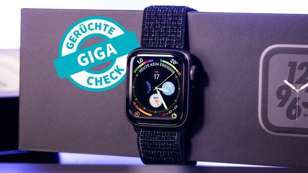 Apple Watch Series 5 im Gerüchte-Check