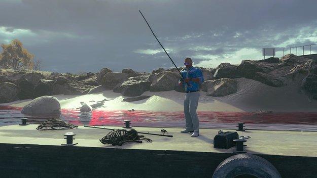 Im Black Ops 4 Battle Royale-Modus kannst du jetzt angeln – frischen Fisch gibt es aber nicht